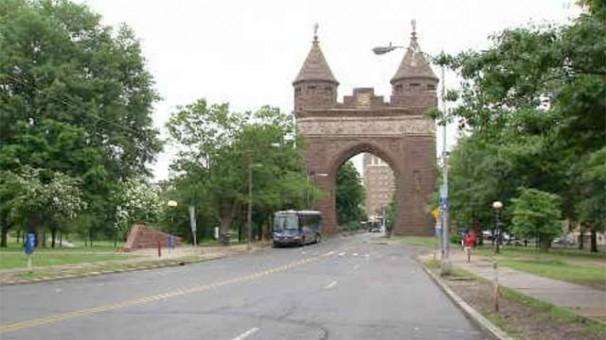Bushnell Arch