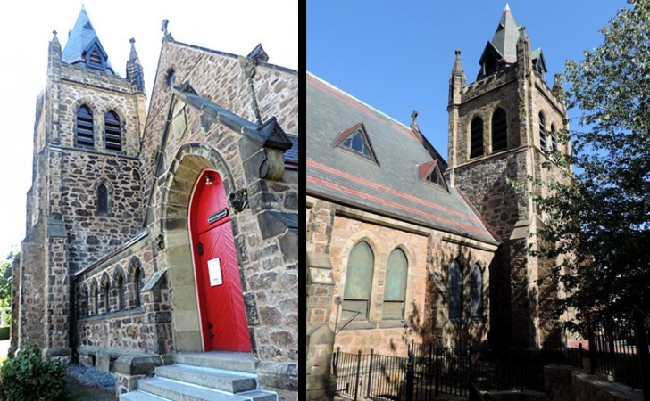 St. John's Episcopal, Church Jamaica Plain MA